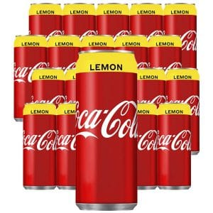 Coca-Cola Lemon 33 cl x 20 st