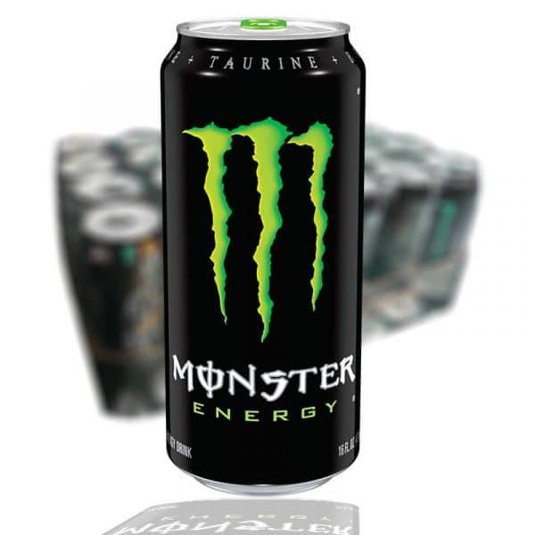 Monster Flak Billigt