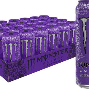 Monster Energy Ultra Violet 50cl x 24st