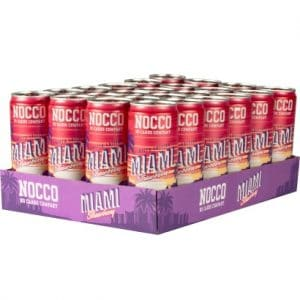 NOCCO Summer Edition Miami 33cl x 24st