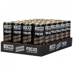 Nocco Focus 24 x 330ml - Cola