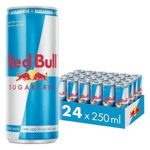 Red Bull Sockerfri 24 st - 25 cl