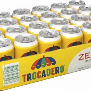 Trocadero Zero Sugar 33cl x 24st