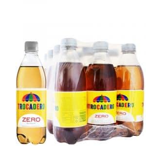 12-pack Trocadero Zero 50cl - 41% rabatt