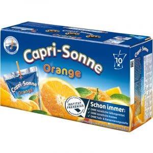 Capri-Sonne Apelsin 10 x 200ml - 36% rabatt