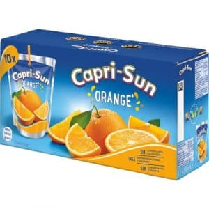 Capri-Sun Orange 10x20cl