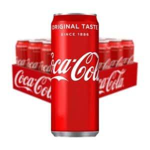 Coca Cola 20-pack (33cl)