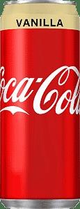 Coca Cola - Vanilla Coke (33cl) - 20st