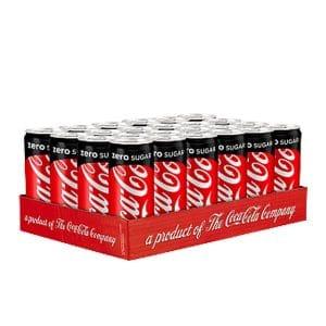 Coca-Cola Zero 33 cl x 20 st