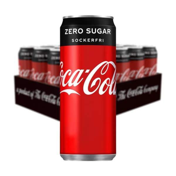 Coca Cola Zero 330ml - 20st