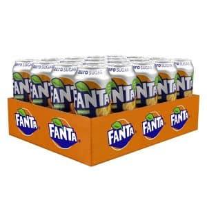 Fanta Zero 33 cl x 20 st