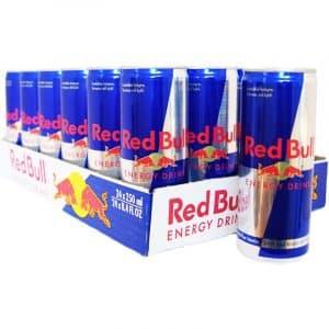 Hel Låda Red Bull - 21% rabatt