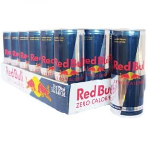 "Hel Låda Red Bull Energy ""Zero Calories"" - 21% rabatt"