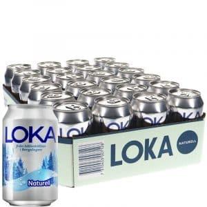 Loka Naturell 24-pack - 38% rabatt
