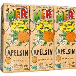 MER Apelsin 3-pack - 33% rabatt