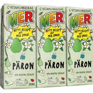 MER Päron 3-pack - 33% rabatt