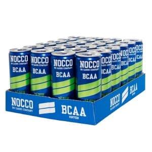 NOCCO BCAA 330ml Päron - 24-pack