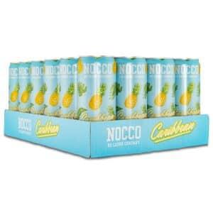 NOCCO BCAA Caribbean, Koffein 24-pack