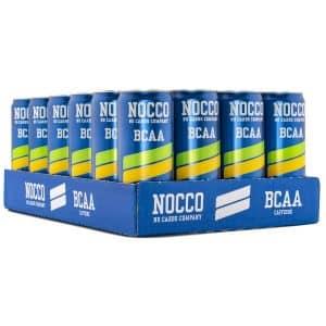 NOCCO BCAA Carnival, Koffein 24-pack