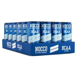 NOCCO BCAA Ice Soda, Koffein 24-pack