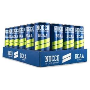 NOCCO BCAA Päron, Koffein 24-pack