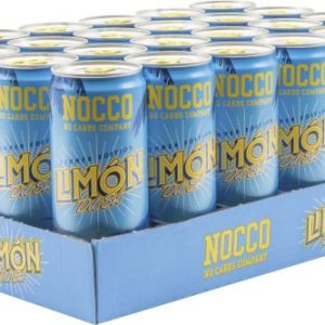 NOCCO BCAA Summer Edition 2020 - Limón del Sol 330ml - 24-pack
