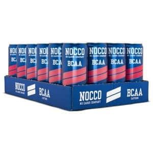 NOCCO BCAA Tropical, Koffein 24-pack