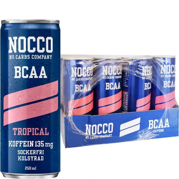 NOCCO Tropical 24-pack - 34% rabatt
