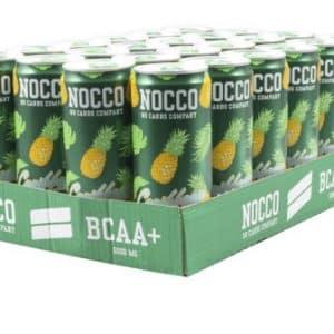 Nocco Bcaa+ 24 x 330ml - Caribbean