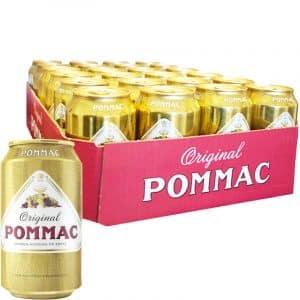 Pommac 24-pack - 35% rabatt