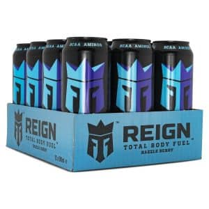 REIGN Total Body Fuel Razzle Berry 12-pack