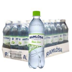 Ramlösa Fläder/Lime 50cl - 24st