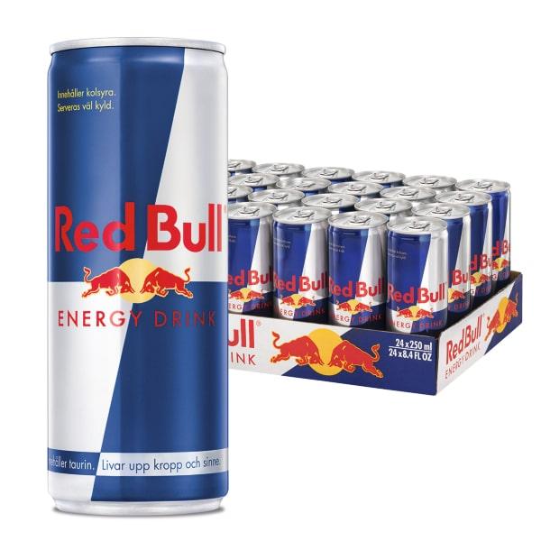 Red Bull Flak Billigt