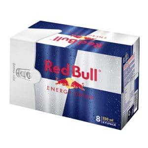 Red Bull 8-pack Fridgepack (25cl)