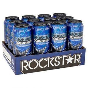 Rockstar Xdurance 500ml x 12st