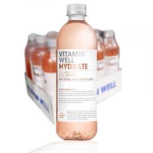 VITAMIN WELL HYDRATE JORDG/RAB.50CL - 12