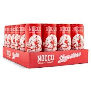NOCCO BCAA Skum Nisse, Koffein 24-pack