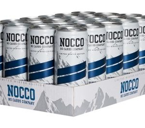 Nocco Blueberry 24 x 330ml