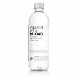 12 X Vitamin Well, 500 Ml, Reload Citron Lime