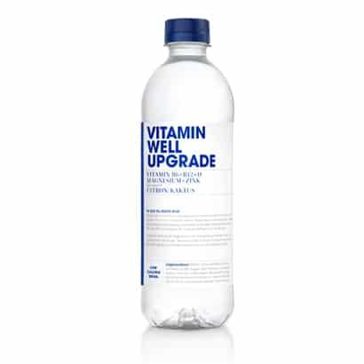 12 X Vitamin Well, 500 Ml, Upgrade Citron Kaktus