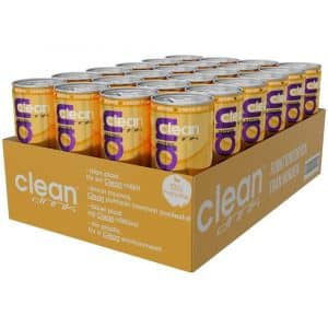 24 X Clean Drink, 330 Ml, Passion