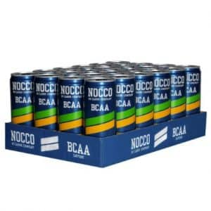 24 X Nocco Bcaa, 330 Ml, Carnival Exotic