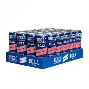 24 X Nocco Bcaa, Tropical, 330 Ml