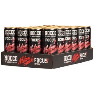 24 X Nocco Focus 2, 330 Ml, Melon Crush