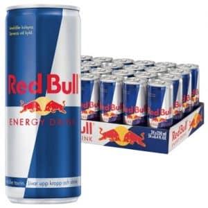 24 X Red Bull Energy Drink Original, 250 Ml