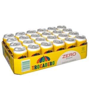 24 X Trocadero Zero, 330 Ml