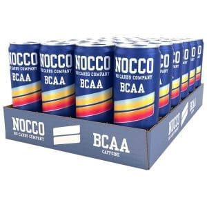 NOCCO BCAA 330ml Sunny Soda (24-pack)