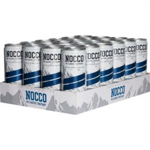 NOCCO Winter Edition Blueberry 33cl x 24st