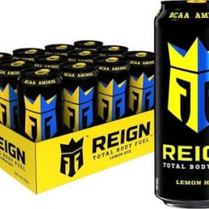 Reign Body Fuel 500ml Lemon HDZ - 12st
