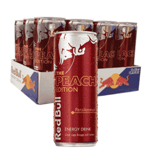 Red Bull Peach Edition 25 cl x 12 st